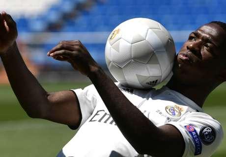 Real Madrid: 'plano especial' para Vinícius Jr.