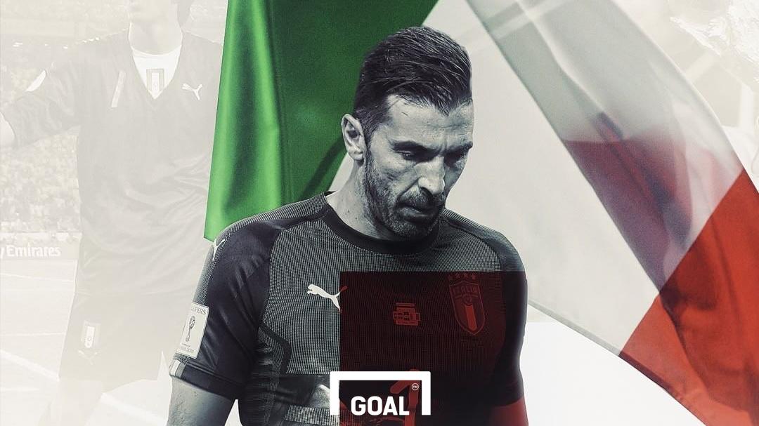 Gianluigi Buffon Italy GFX