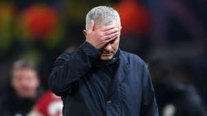 Jose Mourinho Man United Young Boys