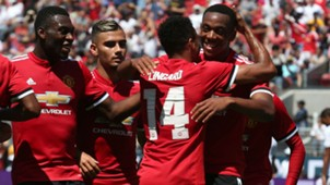 Martial, Lingard, 24.7.2017., Manchester United, Real Madrid