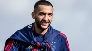 Hakim Ziyech, Ajax 01102018