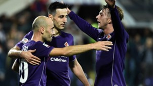 Bernardeschi Borja Valero Kalinic Fiorentina Serie A