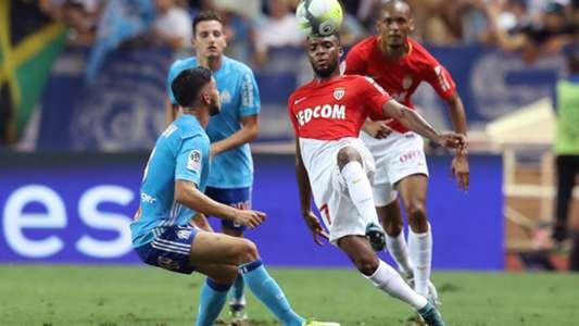Thomas Lemar Monaco Ligue 1 082717