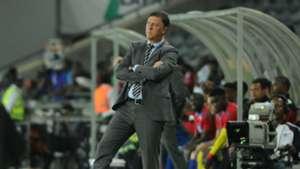 Kjell Jonevret head coach of Orlando Pirates