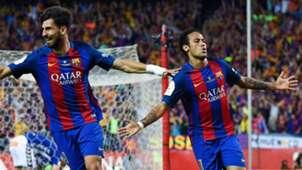 Neymar Andre Gomes Barcelona Alaves Copa del Rey 27052017