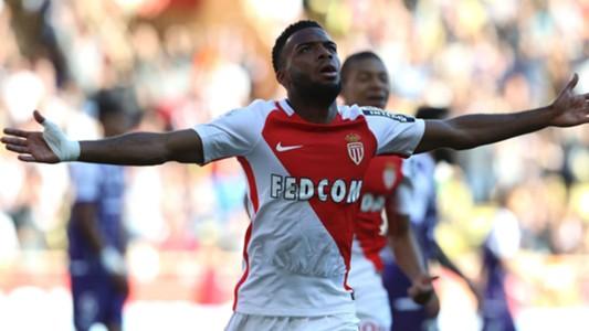 Thomas Lemar Monaco Toulouse Ligue 1 29042017