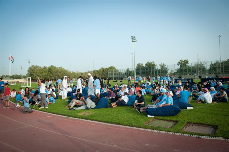 Manchester City Fanzone UAE