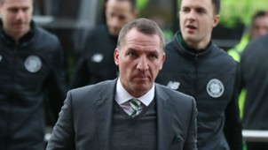Brendan Rodgers Celtic 30122017