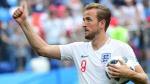 Harry Kane England hat-trick