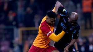 Ryan Donk Anthony Nwakaeme Galatasaray Trabzonspor 1022019