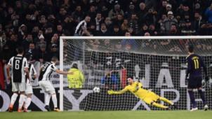 Juventus penalty