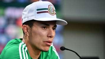 Carlos Salcedo - México - 14/06/2018