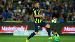 Connor Pain Central Coast Mariners