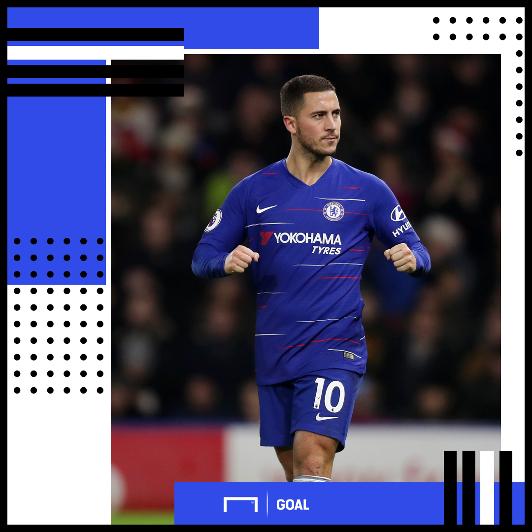 Eden Hazard Chelsea PS