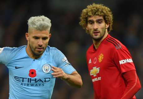 'They will lose' - Fellaini confident Man City can be caught