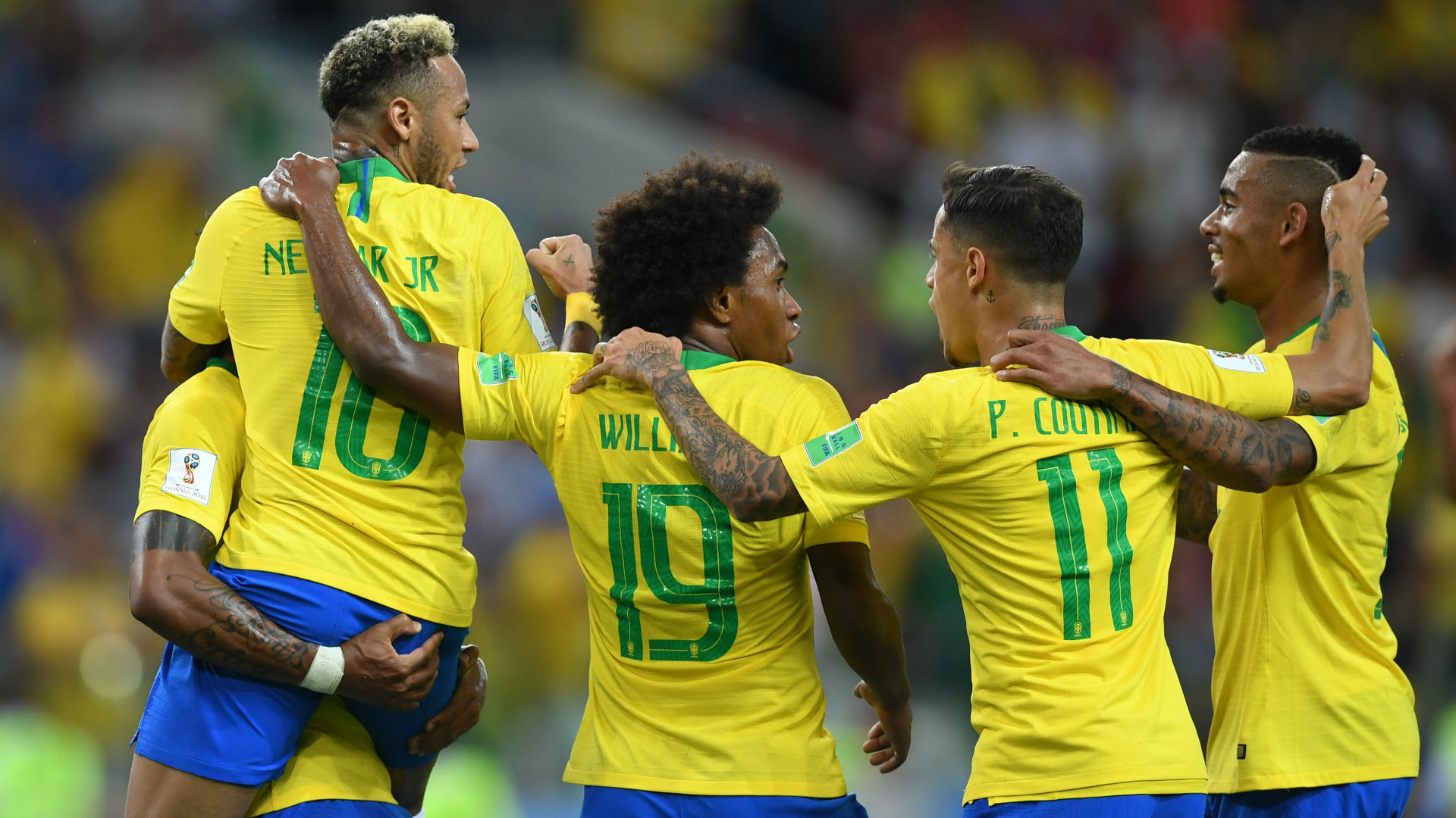 Brasil Mundial 2018