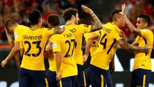 HD Atletico Madrid celebrate