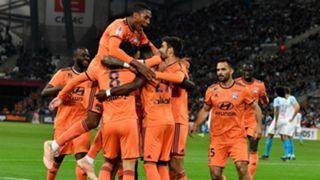 Maxwell Cornet Marseille Lyon Ligue 1 12052019