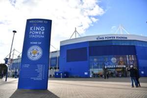 The day after helicopter crashed outside King Power Stadium