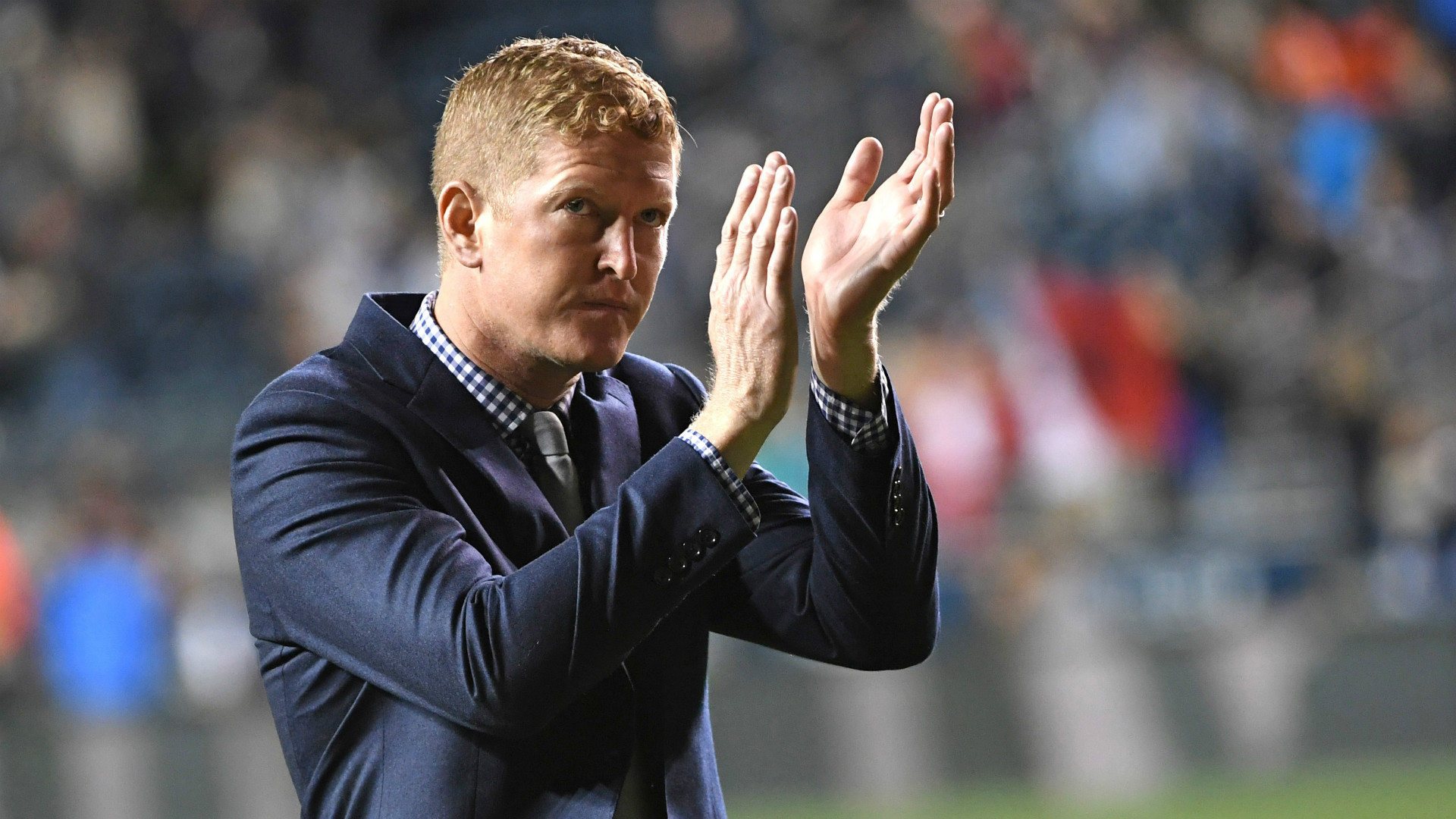 Jim Curtin Philadelphia Union