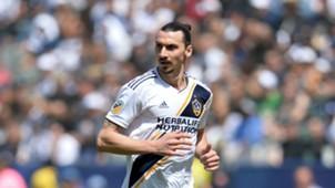 Zlatan Ibrahimovic MLS 2 LA Galaxy 03312018
