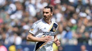 Zlatan Ibrahimovic MLS 2 LA Galaxy 03312018
