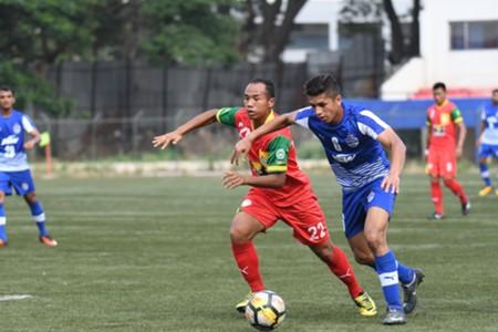 Bengaluru FC B TRAU FC