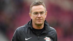 Ralf Rangnick RB Leipzig 11042018