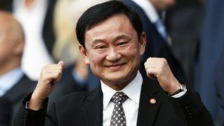 Thaksin Shinawatra Manchester City