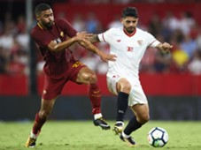 Banega Deffrel Sevilla Roma