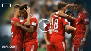 GFX FC Bayern Eintracht Frankfurt