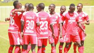 Ulinzi Stars v Riverplate FKF Cup.