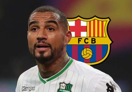 Barcelona sign Kevin-Prince Boateng