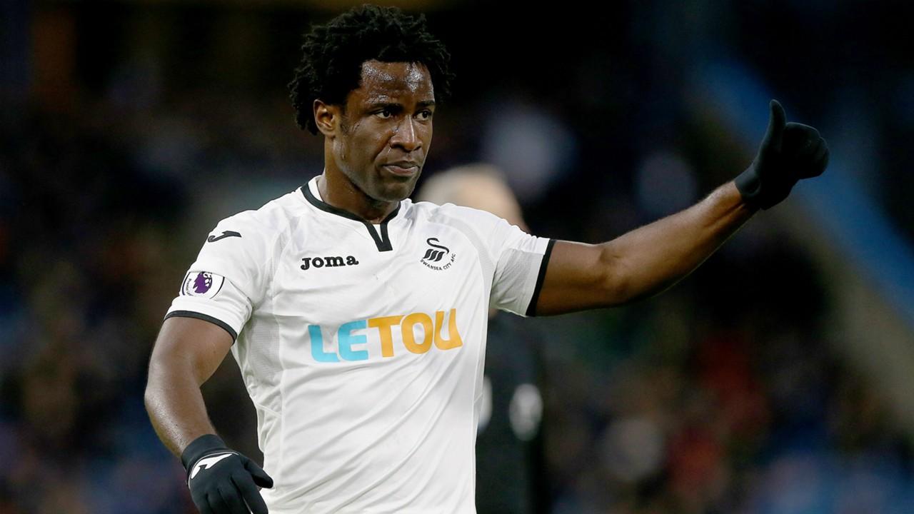 Wilfried Bony will soon start scoring for Swansea City Paul