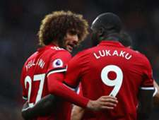 Fellaini Lukaku