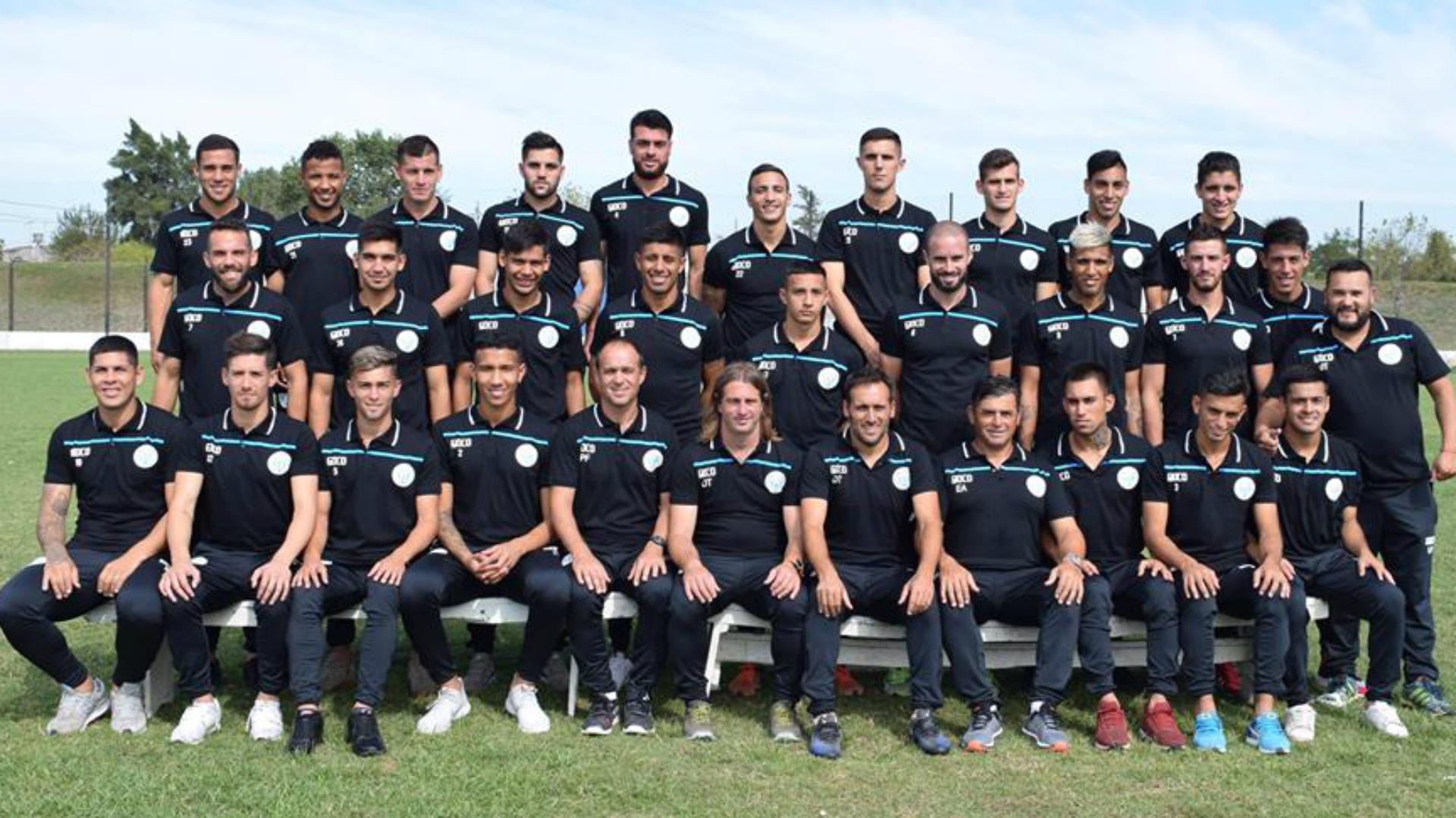plantel Argentino de Merlo 2019