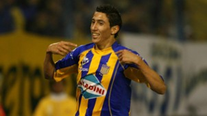 Angel Di Maria Rosario Central 2007