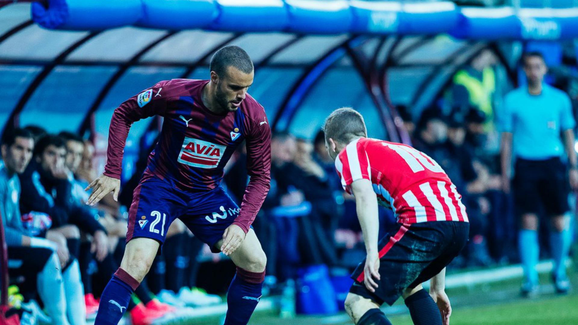 Pedro Leon Eibar Athletic Bilbao La Liga