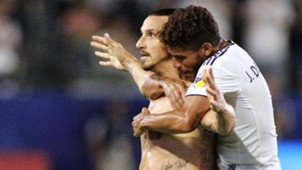 Zlatan Ibrahimovic LA Galaxy 29072018