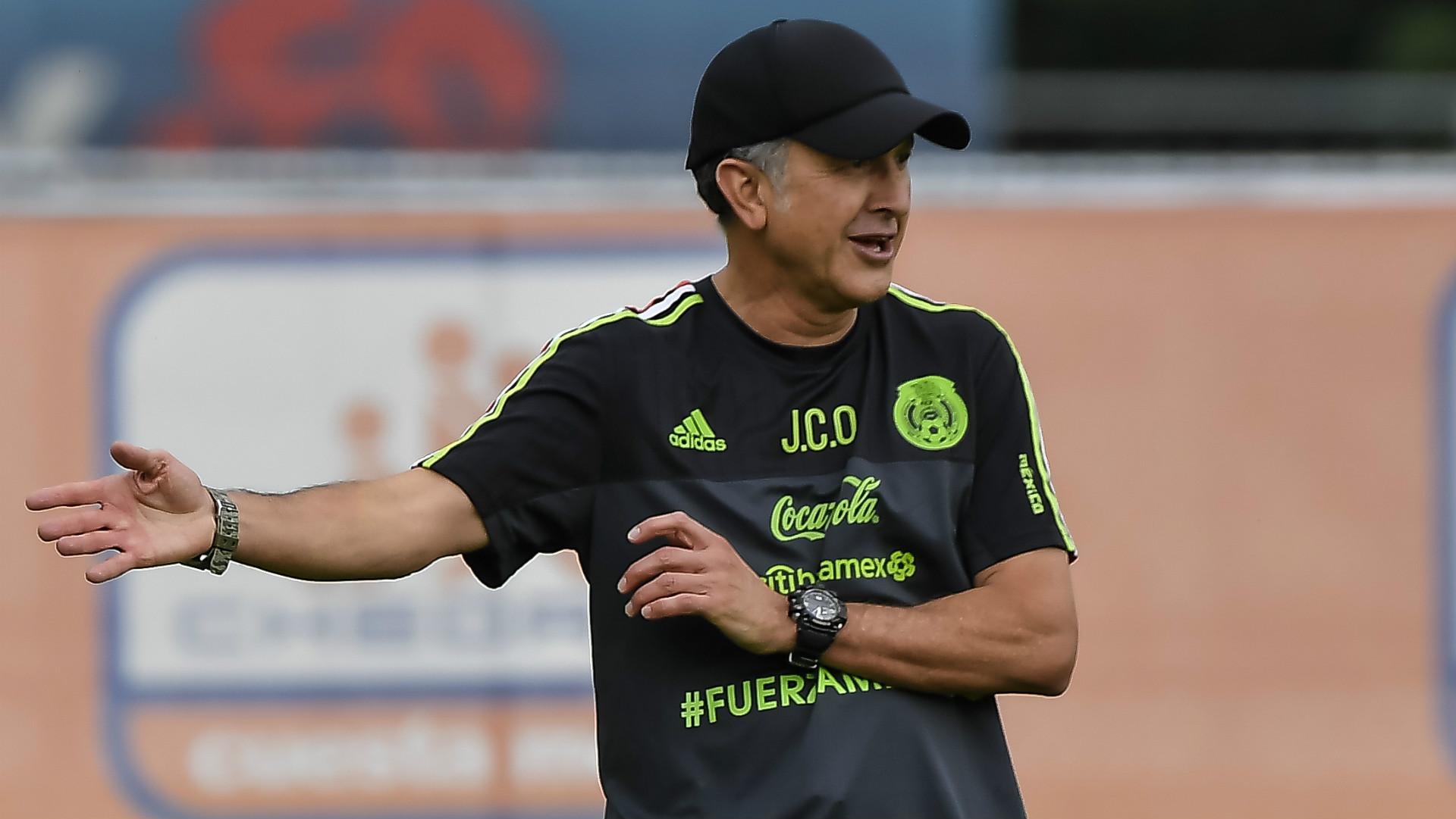 Mexico defeat Trinidad and Tobago, 3-1
