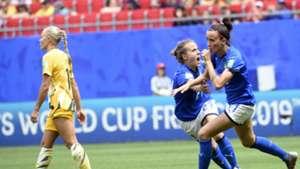 Australia v Italy WWC
