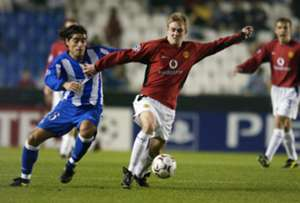 Manchester united Deportivo