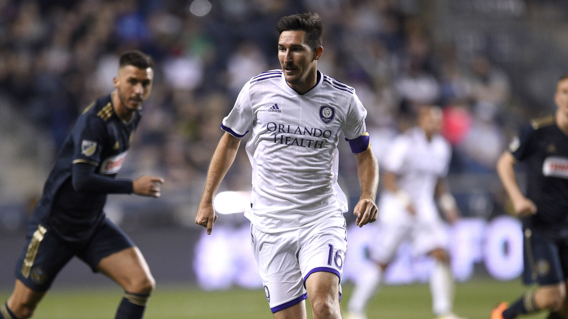 Sacha Kljestan Orlando City FC MLS