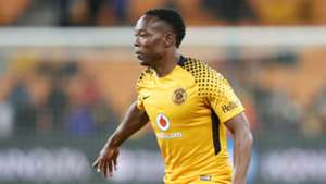 Philani Zulu of Kaizer Chiefs
