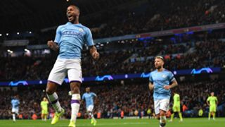 Raheem Sterling Manchester City 2019