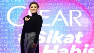 Agnez Monica Brand Ambassador CLEAR New Generation