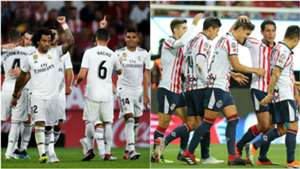 Chivas Real Madrid