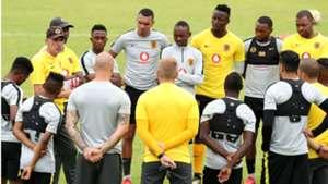 Kaizer Chiefs, October 2018