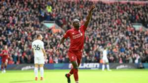 Sadio Mane Liverpool Burnley 10302019