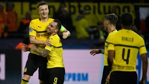Marco Reus BVB Borussia Dortmund Champions League 03102018